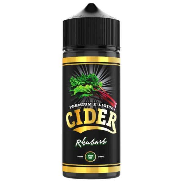 Rhubarb Shortfill by Cider
