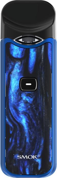 Blue Black ResinZinc Alloy NORD Vape Device by SMOK