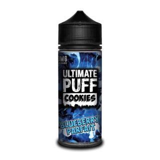 Ultimate Puff Cookies Blueberry Parfait Shortfill