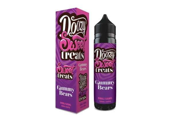 Gummy Bears Shortfill by Doozy Vape Co