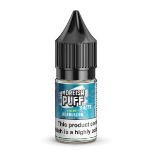 Moreish Puff Bubblegum Lollies Nicotine Salt
