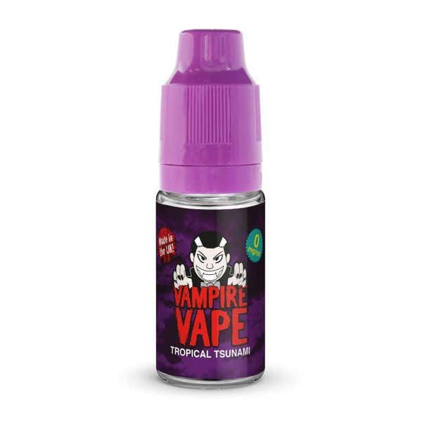 Tropical Tsunami Regular 10ml by Vampire Vape