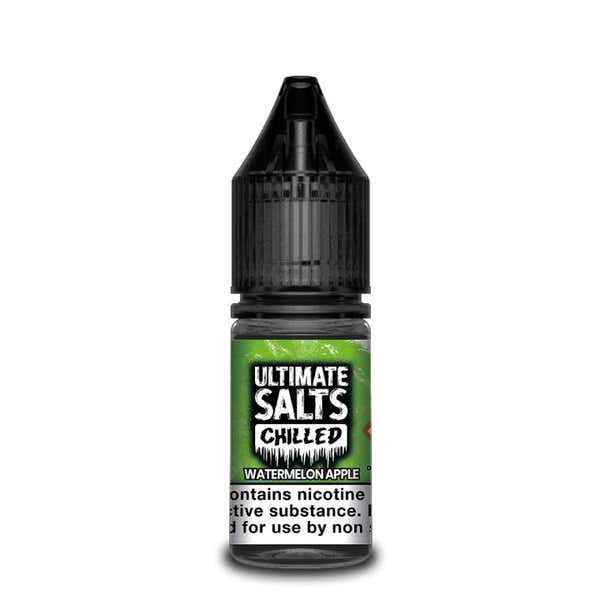 Chilled Watermelon Apple Nicotine Salt by Ultimate Puff