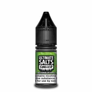 Ultimate Puff Chilled Watermelon Apple Nicotine Salt