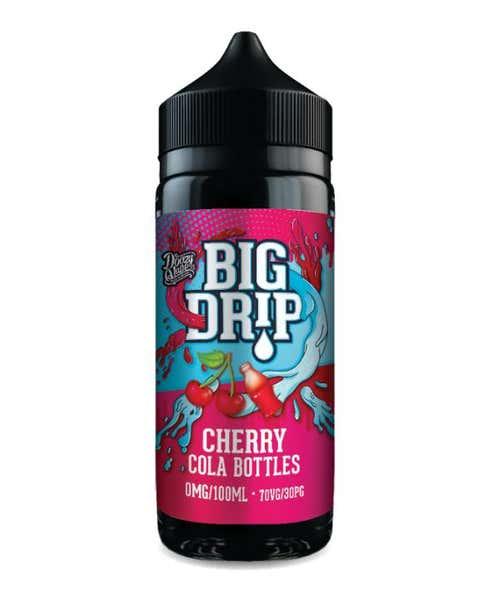 Cherry Cola Bottles Shortfill by Big Drip
