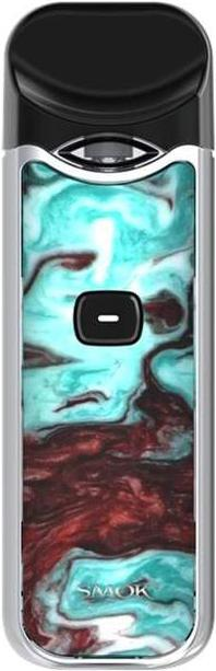 Blue Brown ResinZinc Alloy NORD Vape Device by SMOK