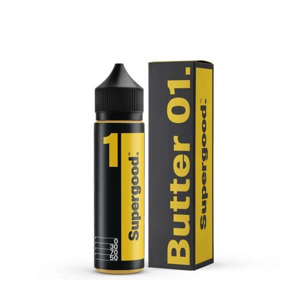Butter 01 Shortfill by Supergood