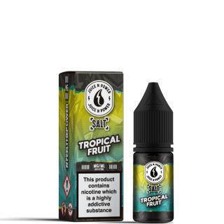 Juice N Power Tropical Fruit Nicotine Salt