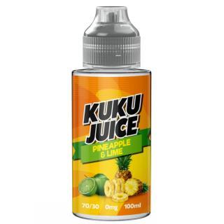 Kuku Pineapple Lime Shortfill
