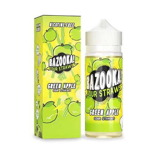 Green Apple Shortfill by Bazooka