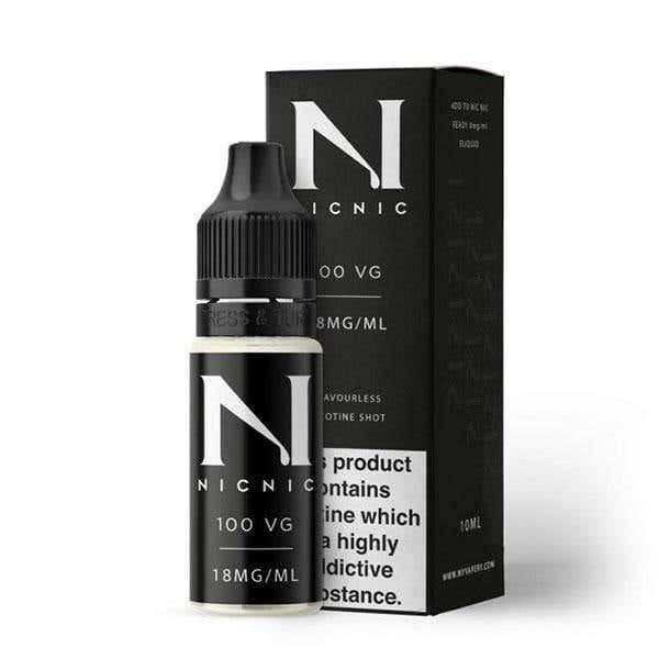 Nicotine Shot Regular 10ml by Nic Nic