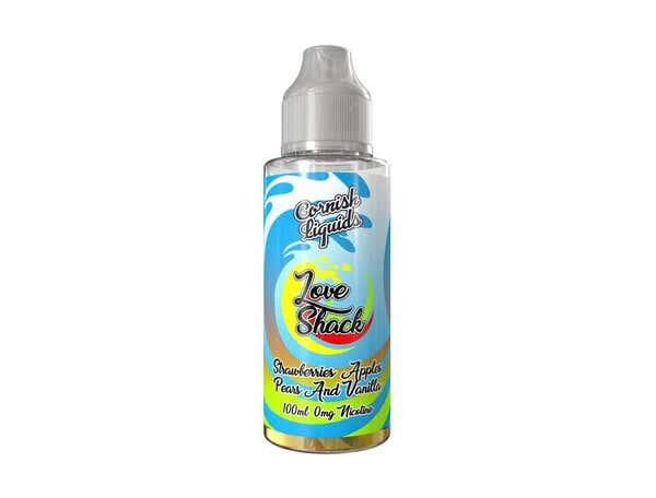 Love Shack Shortfill by Cornish Liquids