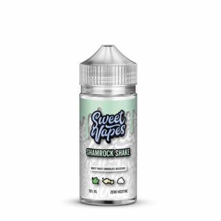 Sweet Vapes Shamrock Shake Shortfill