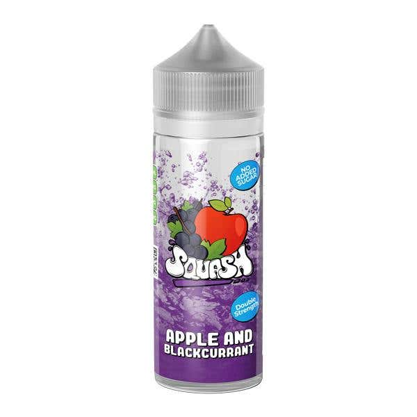 Apple & Blackcurrant Shortfill by Squash