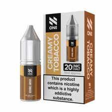 Creamy Tobacco Nicotine Salt by N ONE