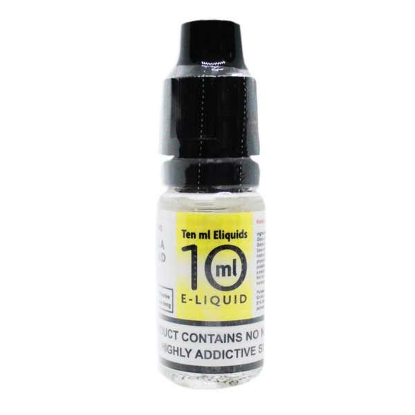 Vanilla Custard Regular 10ml by 10ml by P&S