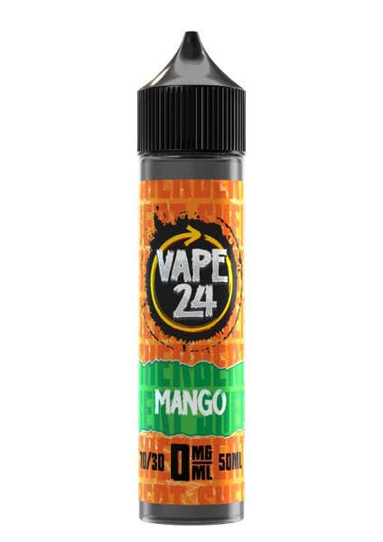 Sherbet Mango Shortfill by Vape 24