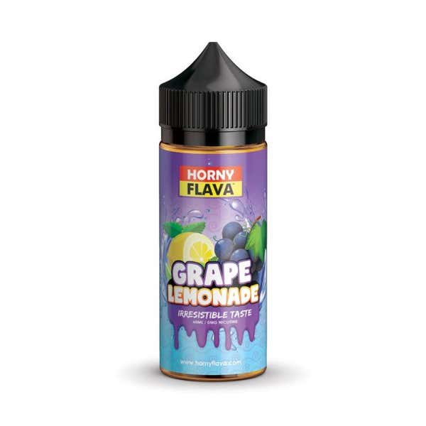 Grape Lemonade Shortfill by Horny Flava