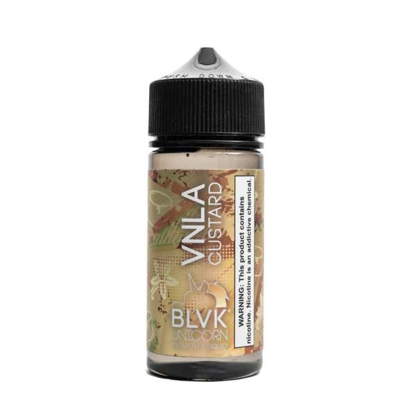 VNLA Custard Shortfill by BLVK Unicorn