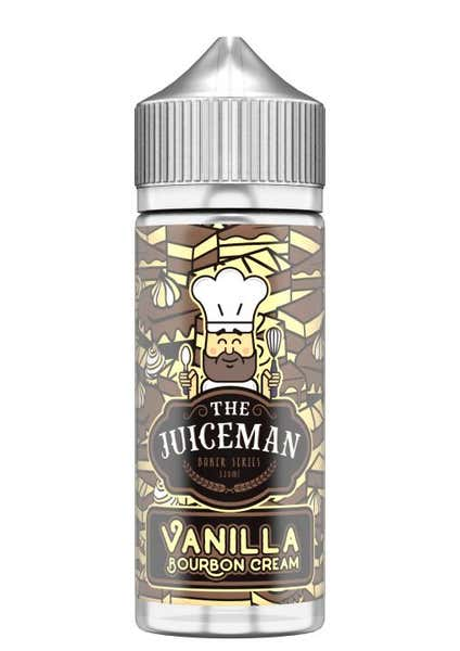 Vanilla Bourbon Cream Shortfill by The Juiceman
