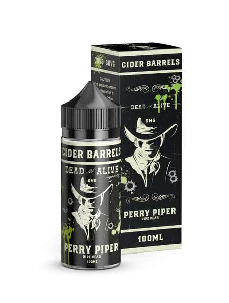 Perry Piper Shortfill by Cider Barrels
