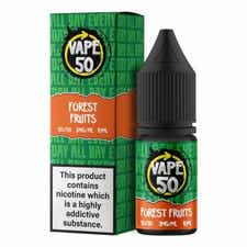 Forest Fruits Regular 10ml by Vape 50