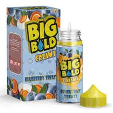 Blueberry Treats Shortfill by Big Bold