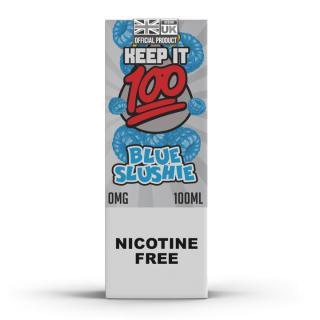 Keep It 100 Blue Slushie Shortfill