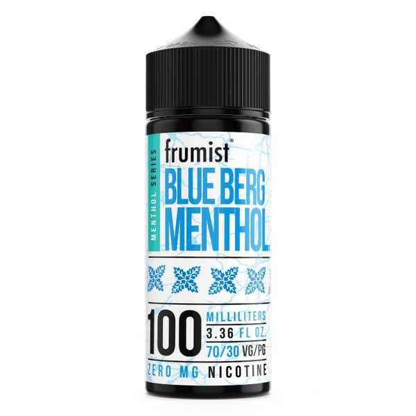 Blue Berg Menthol Shortfill by Frumist