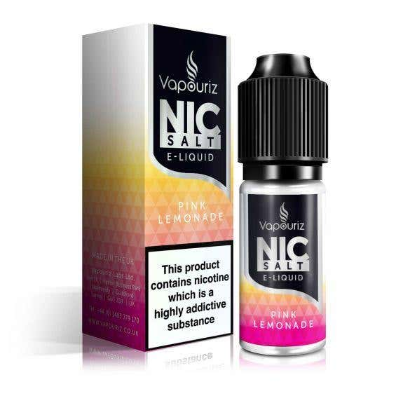Pink Lemonade Nicotine Salt by Vapouriz