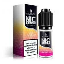 Pink Lemonade Nicotine Salt by Vapouriz