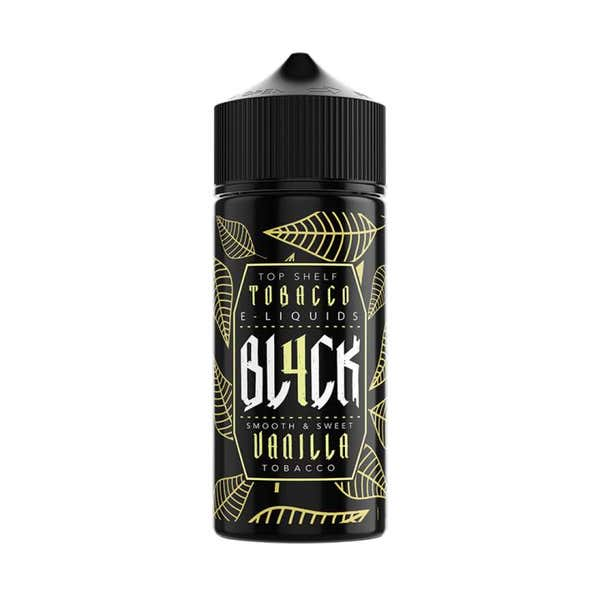 Vanilla Tobacco Shortfill by BL4CK