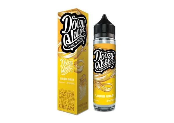 Liquid Gold Shortfill by Doozy Vape Co