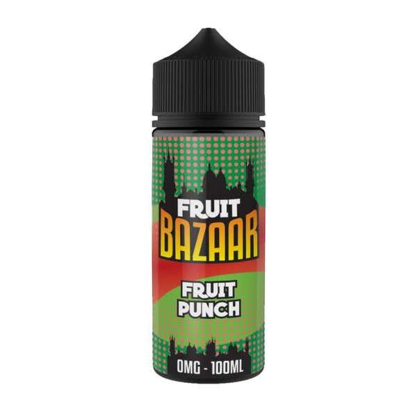 Fruit Punch Shortfill by Bazaar