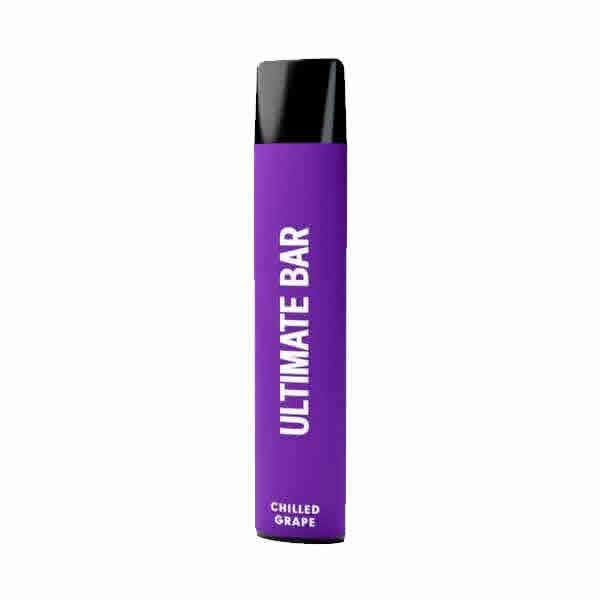 Chilled Grape Disposable by Ultimate Bar