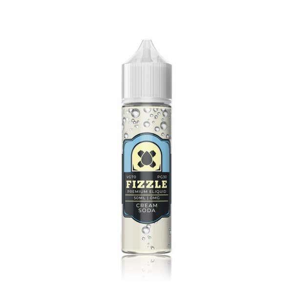 Cream Soda Shortfill by Fizzle Juice