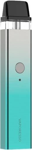 Sky BlueStainless Steel XROS Vape Device by Vaporesso