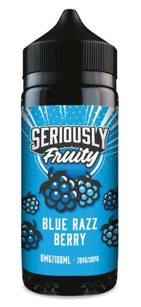 Blue Razz Berry Shortfill by Seriously Created By Doozy
