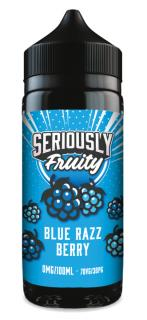 Seriously Created By Doozy Blue Razz Berry Shortfill