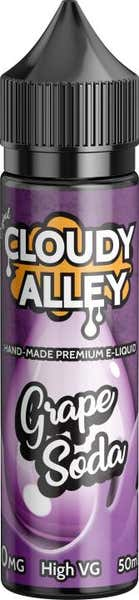 Grape Soda Shortfill by Cloudy Alley