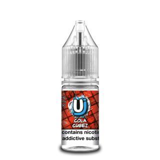 Ultimate Juice Cola Cubez Regular 10ml