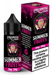 Firehouse Vape Summer Fruits Regular 10ml