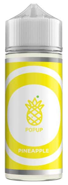 Pineapple Shortfill by Pop Up