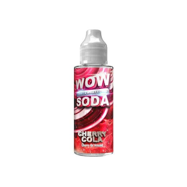 Cherry Cola Shortfill by Wow Thats What I Call