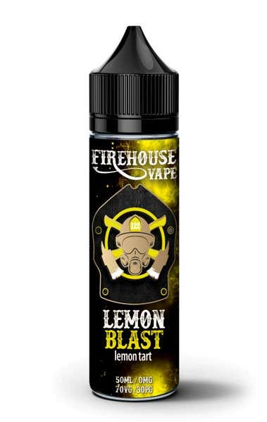 Lemon Blast Shortfill by Firehouse Vape