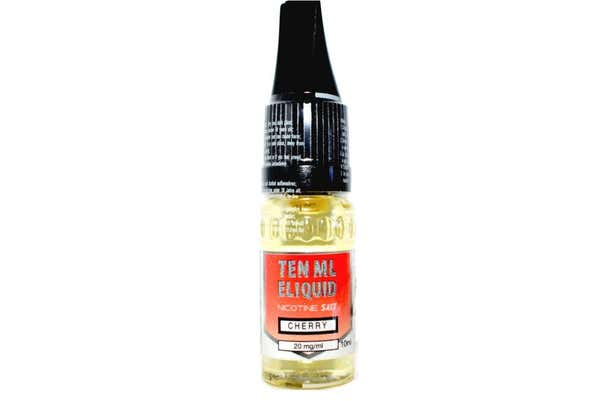 Cherry Nicotine Salt by 10ml by P&S
