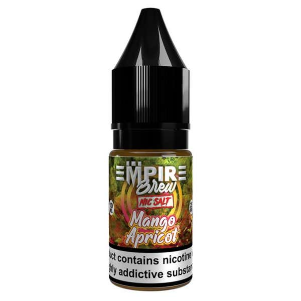 Mango Apricot Nicotine Salt by Empire Brew