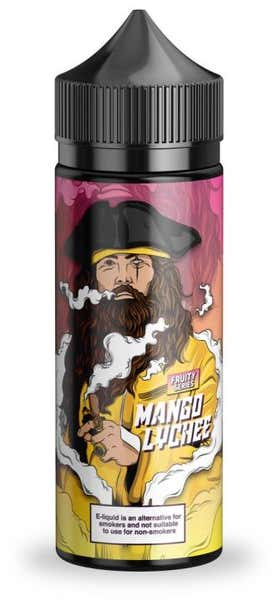 Mango Lychee Shortfill by Mr Juicer
