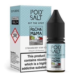 Pod Salt Strawberry Kiwi Ice Nicotine Salt
