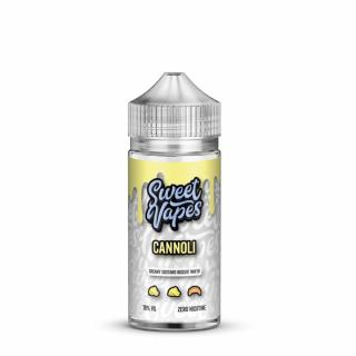 Sweet Vapes Cannoli Shortfill